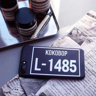 EXO-ℓ iPhone casing