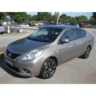 Nissan Almera 1.5 Auto Premium