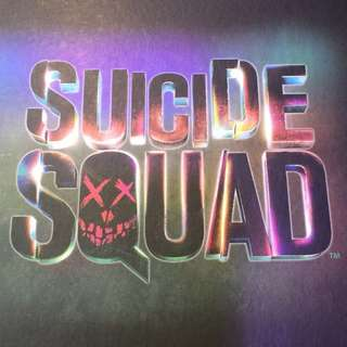 Limited Edition brand new set of 2 Suicide Squad : Joker And Harley Quinn ezlink Cards with lanyards and ezlink card holders for $63.