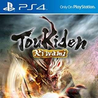 PS4 Game: Toukiden Kiwami