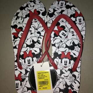 Slipper mickey mouse