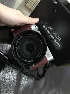 Fujifilm Xa-3 for sell