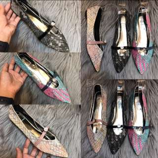 Flat shoes Bottega sz 36 - 40