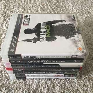 PS3 wholesales bundle games