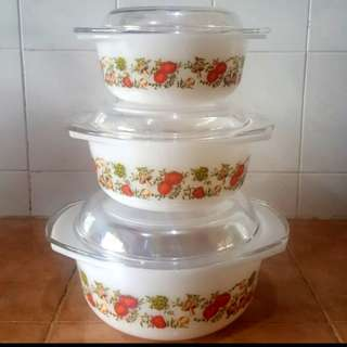 Arcopal Spice of life SOL casserole bowl 3