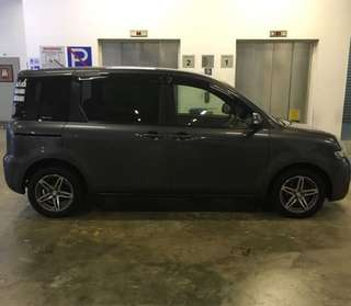 Toyota Sienta 1.5A MPV For Rent uber XL Grab 6 seatee