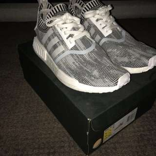 NEED GONE NMD GLITCH CAMO WHITE
