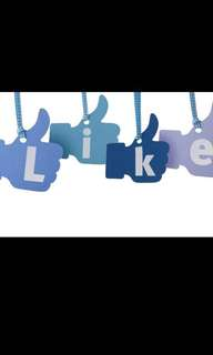 Likes For Likes Max 20