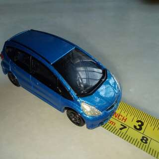 Honda Fit for display and decoration