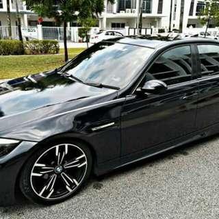 SAMBUNG BAYAR  BMW E90 320i