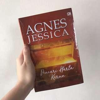 Pencari harta karun by Agnes Jessica