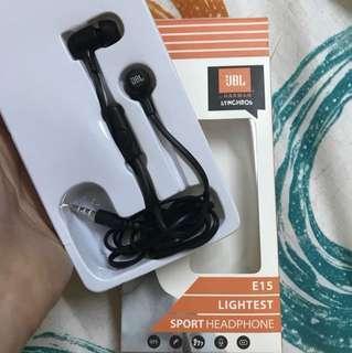 JBL E15 SPORT HEADPHONE