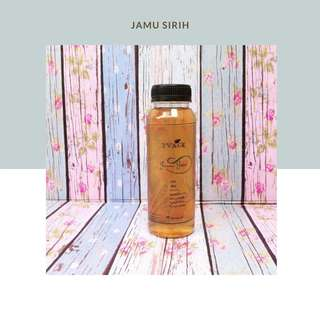 Jamu Air Sirih