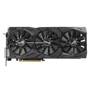 BNIB - ASUS RX580 STRIX GAMING OC 8GB GDDR5 GRAPHIC CARD