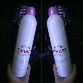 NEW EVIAN FULL SIZE 300ml only 135ribu