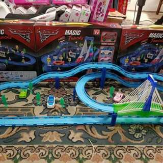 CARS MAGIC TRACK