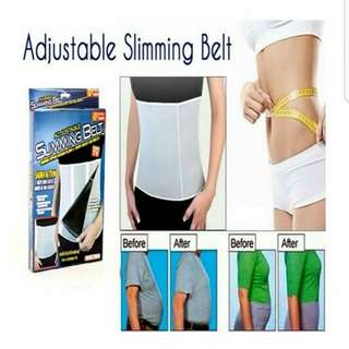 ADJUSTABLE SLIMMING BELT (INSTOCK)