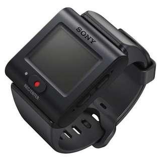 SONY RM-LVR3 新款即時檢視遙控器(for AS300 X3000) sony運動攝影機用遙控器