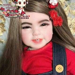 超可爱的棉身娃娃神💕