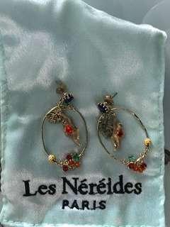 Les Nèrèides 馬騮仔耳環🐵