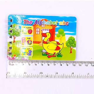 Baby First Reading Book Letter and Numbers