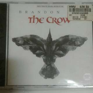The Crow Movie OST-Brandon Lee CD
