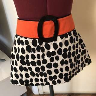 Funky Skirt Vintage