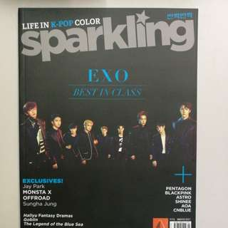 Sparkling Kpop Magazine