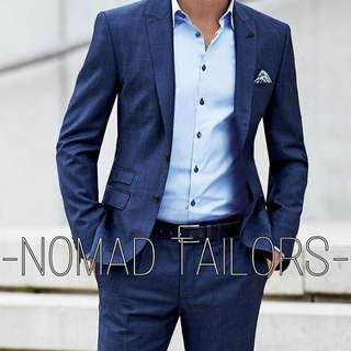 2 piece suits!  Blazer top+ pants+ 1 FREE long sleeve shirt!