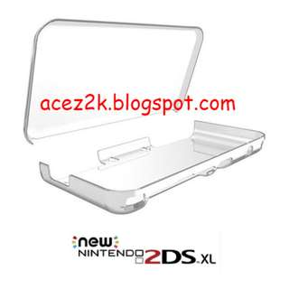 "[BNIB] ""new"" 2DS XL / LL Soft TPU Case (Brand New Boxed)"