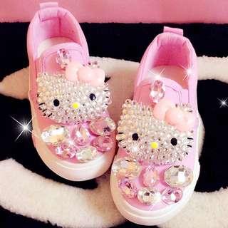 Mum n Daughter Hello Kitty Shoe - KSR982