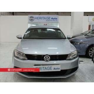 Volkswagen Jetta 1.4A TSI