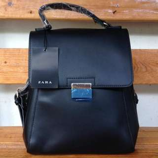 Auth.Zara backpack