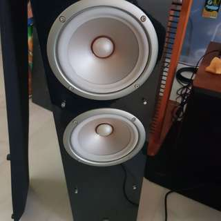 """YAMAHA NS 555      6.5"""" woofer only ."""