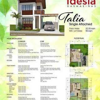 Brand New House & Lot For Sale