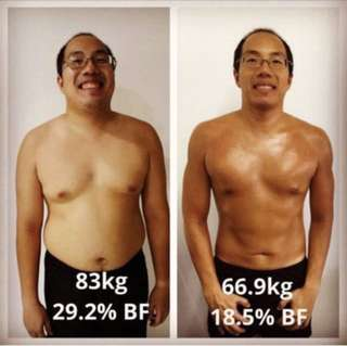 One Month to Change Your life to be fit and healthy