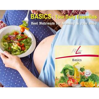 Genius Cell Food for Mommy To-Be : Take care of you Day & Night