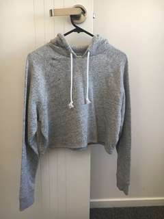 Cropped Jumper - Size: S