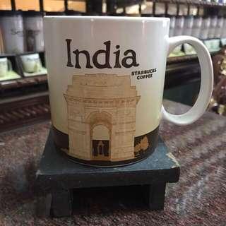 India Starbucks Mug