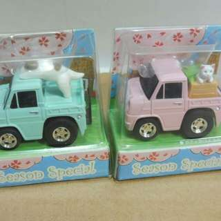 HDC SEASON SPECIAL【Honda T-360/Spring ver./Dog+Cat】