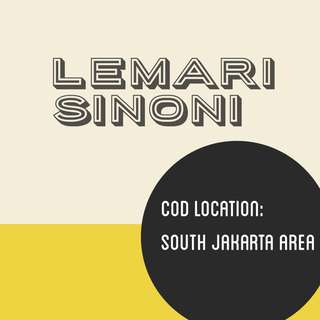 LemarisiNoni COD location