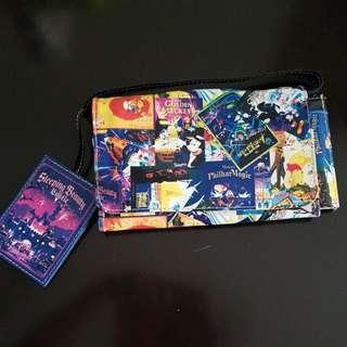 Authentic Disneyland Lunch Bag/Wallet