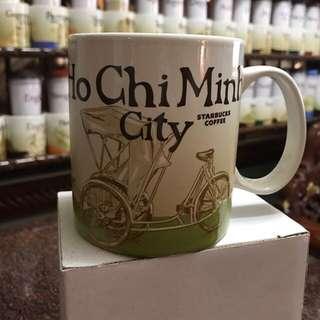 Ho Chi Minh Starbucks Mug