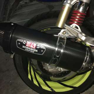Yoshimura R77 Full system with cert  for revo selling at $1200