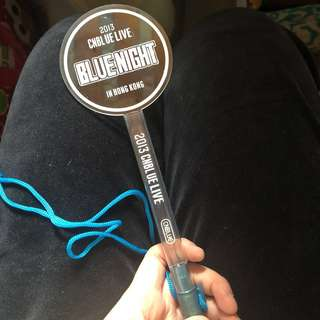 CN BLUE 2013 演唱會螢光棒 bluenight live in hong kong