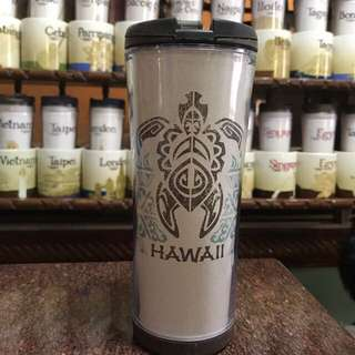 Hawaii Starbucks Tumbler
