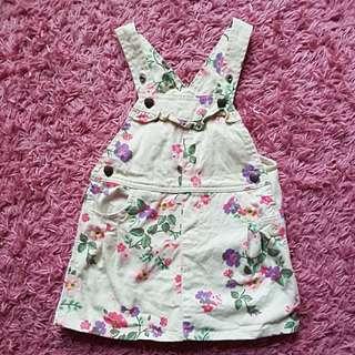 Kids Overall Dress