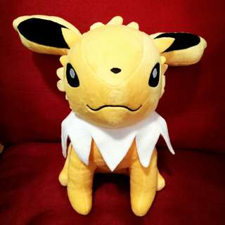 Jolteon Pokemon Stuffed Toy