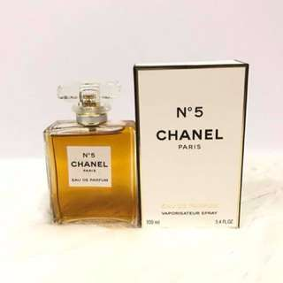 No. 5 Chanel Perfume