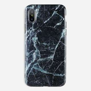 Blue Marble Glossy Case